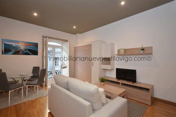 A estrenar estudios/lofts céntricos completamente equipados, C/ Velázquez Moreno- Vigo_zona centro