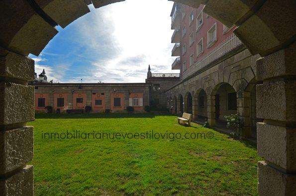 Original apartamento de un dormitorio independiente, C/ Gran Vía-Vigo_zona Traviesas