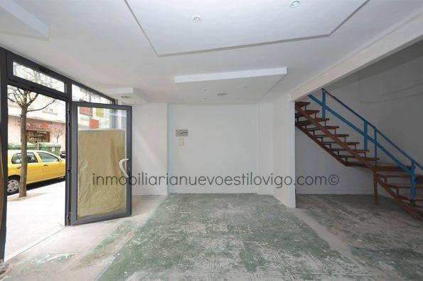 Local en alquiler a pie de calle en Torrecedeira- Vigo_zona Peniche