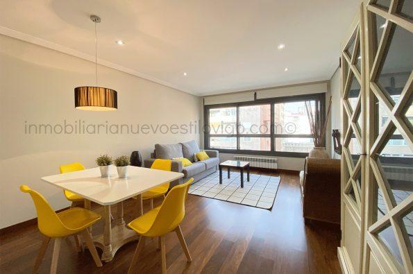 Apartamento en edificio de nueva construcción con calidades de lujo en C/ Miragalla-Vigo_zona Arenal centro