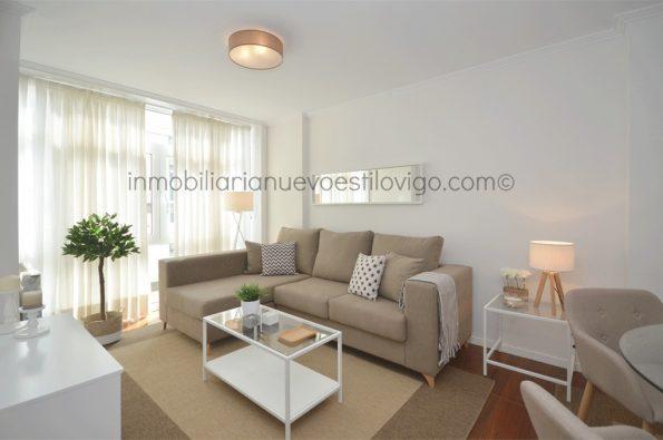 Encantador apartamento a estrenar de dos dormitorios, C/Churruca-Vigo_zona centro/plaza de Portugal