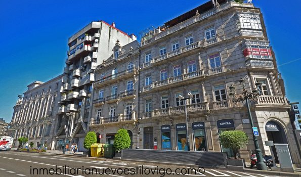 Exclusiva vivienda en edificio emblemático totalmente rehabilitado en C/ Policarpo Sanz-Vigo_zona centro