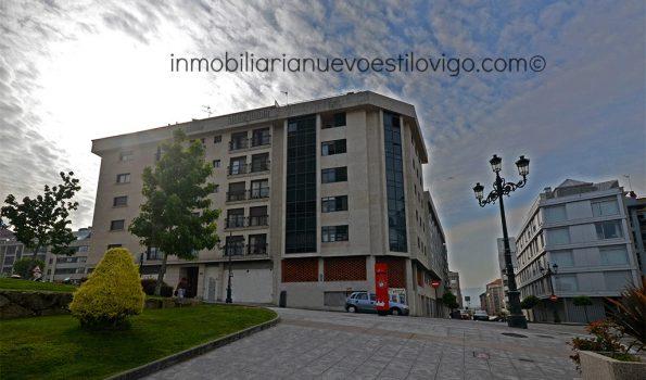 Estupendo piso de reciente construcción, totalmente exterior, C/ Tarragona-Vigo_zona Plaza Independencia