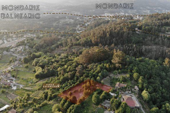 Soleada finca con proyecto y Licencia en Mondariz-Balneario