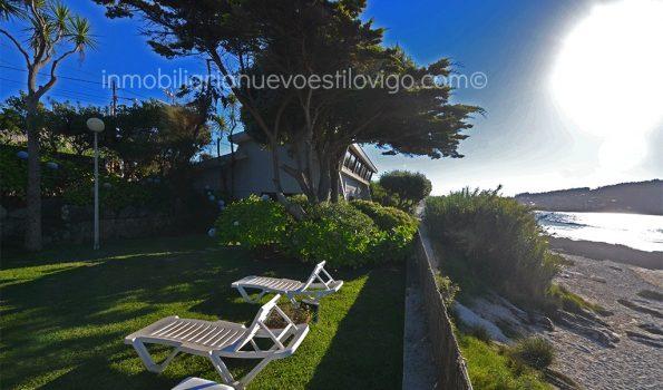 Espectacular chalet a pie de playa en Prado/Patos-Nigrán_zona playas