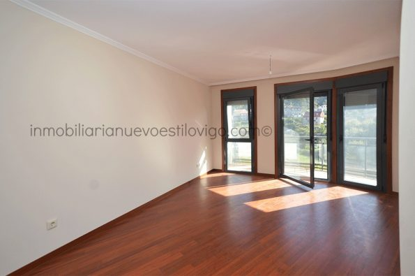 Dos últimos apartamentos de 2 dormitorios a estrenar a 100mts de la playa de Aldán_Cangas-zona playas