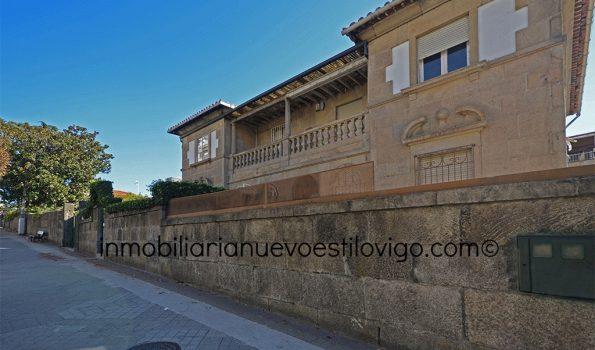 Oportunidad única de comprar dos chalets pareados, juntos o por separado, en plena Gran Vía de Vigo-zona Plaza de España
