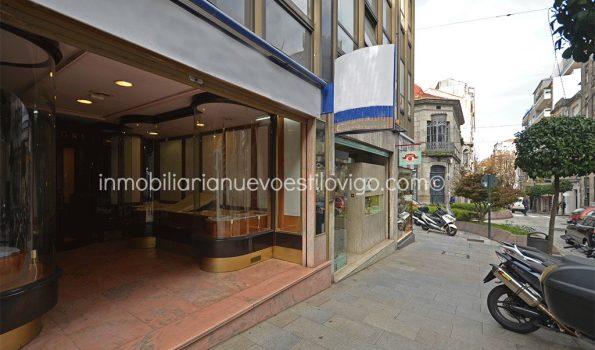Céntrico local totalmente acondicionado y con licencia, C/ Velázquez Moreno-Vigo_zona centro