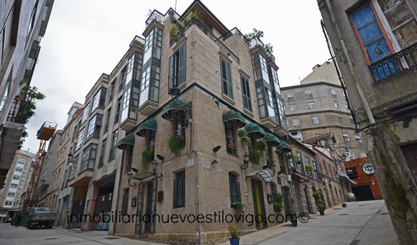Edificio en venta en la calle Irmandiños (Churruca)_Vigo-zona centro