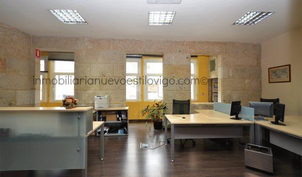 Original oficina amueblada y equipada en la c/Arenal-Vigo_zona centro