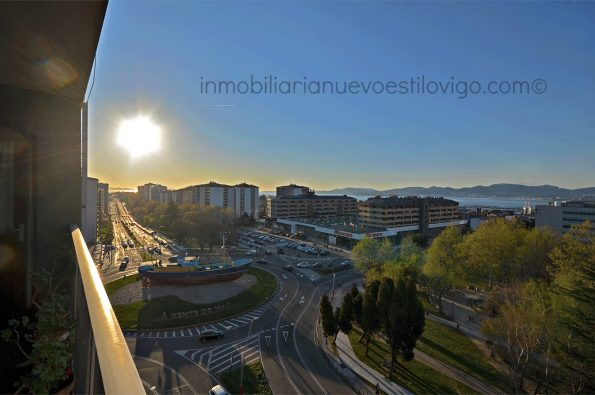 Vivienda soleada, luminosa y con vistas despejadas, a 10 minutos de la playa y del centro, C/ Castelao-Vigo_zona Coya