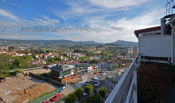 Magnífica vivienda dúplex con terraza y espectacular salón-comedor con chimenea, C/ Gran Vía-Vigo_zona Plaza España