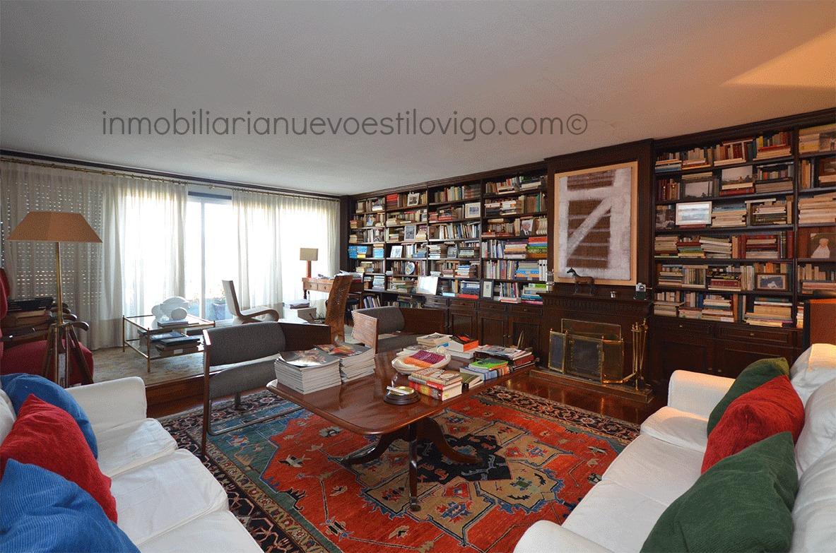 Magnífica vivienda dúplex con terraza y espectacular salón-comedor ...