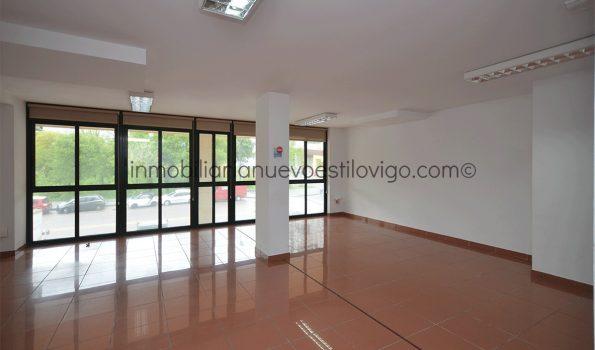 Luminosa oficina de 45 m2, C/ Lamelas-Vigo_zona Teixugueiras Navia