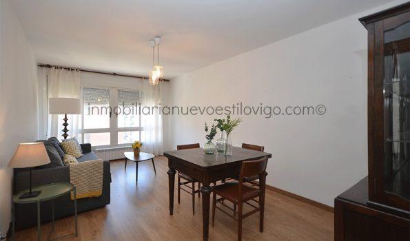 Oportunidad: vivienda de 105 m2 semireformada en C/ Urzaiz-Vigo_zona plaza Fernando El Católico