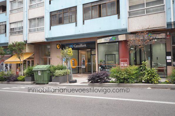Local comercial a pleno rendimiento en C/ Camelias_Vigo_zona Camelias