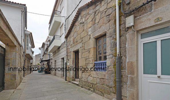 Oportunidad de comprar una vivienda unifamiliar en el casco histórico de Baiona_zona Playas