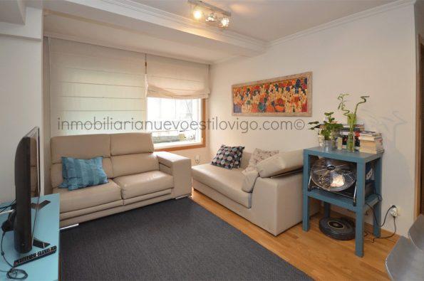 Atención Inversores: apartamento de un dormitorio independiente, C/ Urzaiz-Vigo_zona centro