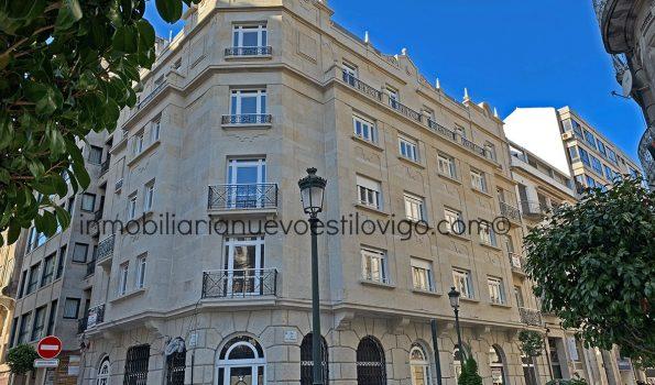 Obra Nueva: últimos pisos en venta en obra nueva en C/ Luis Taboada-Vigo_zona Plaza de Compostela