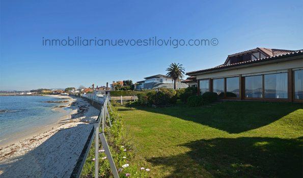 Magnífico chalet en primera línea, con acceso directo a la playa, C/ Arquitecto Antonio Cominges-Vigo_zona Canido playas