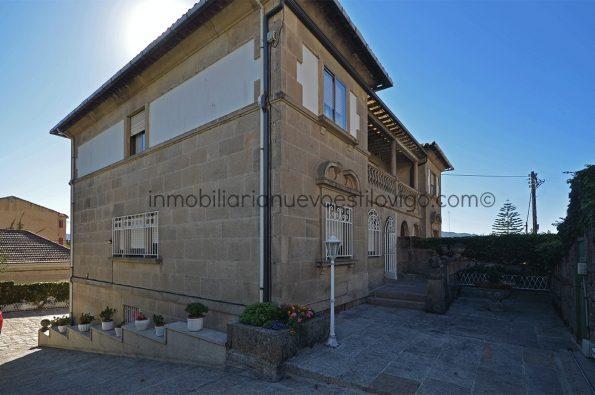 Oportunidad única de comprar chalet pareado, en plena Gran Vía de Vigo-zona plaza de España
