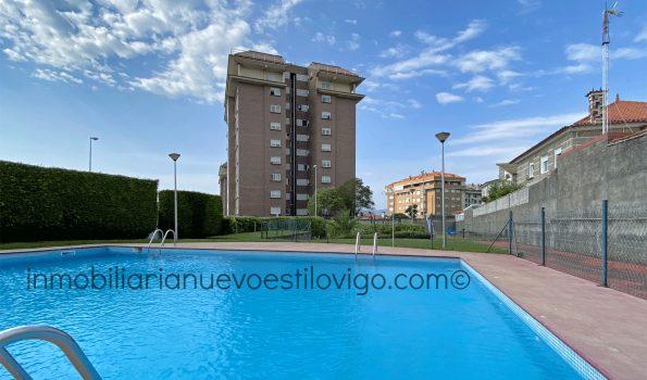 Luminosa vivienda de tres dormitorios con dos plazas de garaje, C/ José Ramón Fontán-Vigo_zona Bouzas