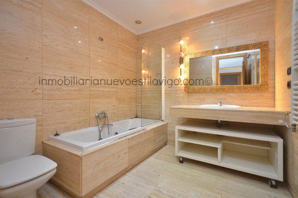 Apartamento de un dormitorio con garaje, C/ García Barbón-Vigo_zona Club Financiero centro