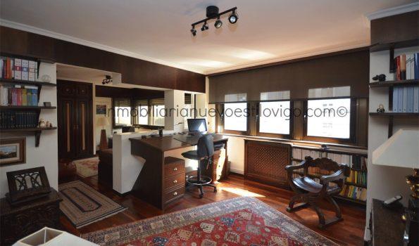 Original vivienda y despacho profesional de 90m² en pleno centro de Vigo con plaza de garaje , C/Venezuela-Vigo_zona corte inglés