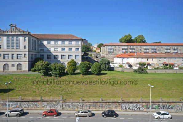 Vivienda de dos dormitorios con garaje en Avda. de Madrid_Vigo-zona plaza de España