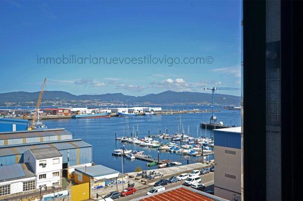 Vivienda de dos dormitorios con garaje y vistas al mar, C/ Tomás Alonso-Vigo_zona Bouzas