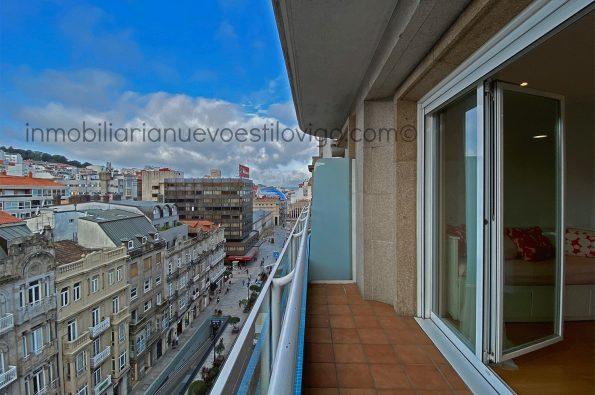 Céntrico estudio con terraza, C/ República Argentina-Vigo_zona centro