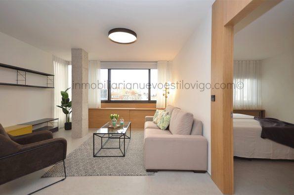 Exclusivo apartamento de lujo con dos plazas de garaje, C/ Manuel Nuñez-Vigo_zona centro