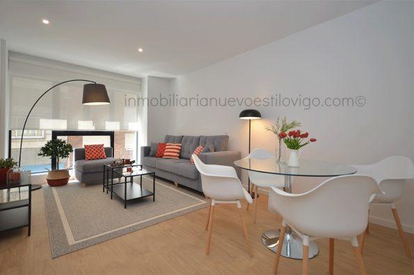 TODO A ESTRENAR: Apartamento ideal de dos dormitorios, con garaje y trastero, C/ Llorente-Vigo_zona Paseo de Alfonso
