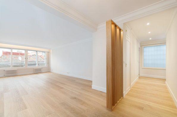 Espectacular vivienda de 228 m2 con garaje y gastos de calefacción y agua caliente incluidos, C/ Dr. Cadaval-Vigo_zona centro