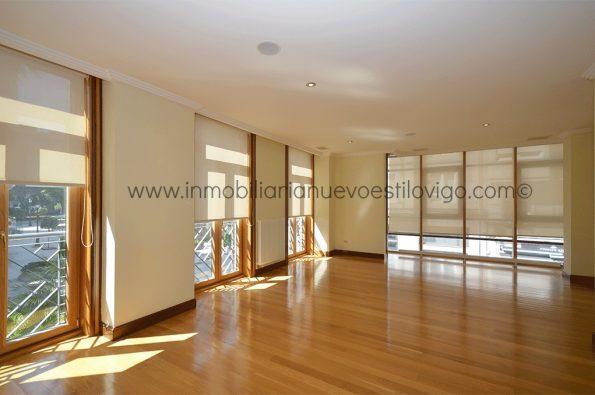 Magnífica vivienda de tres dormitorios con garaje y trastero, C/ Pablo Morillo-Vigo_zona Plaza de Compostela